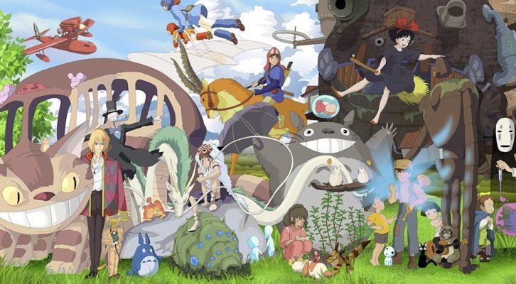 Descubre las joyas ocultas de Studio Ghibli