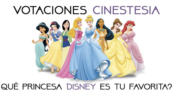 Votación: ¿Qué princesa de los clásicos Disney es tu favorita?