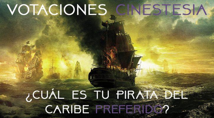 Votación: ¿Cuál es tu Pirata del Caribe preferido?