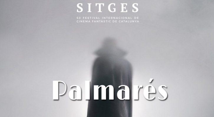 PALMARÉS - Festival de Cinema Fantàstic de Sitges '17