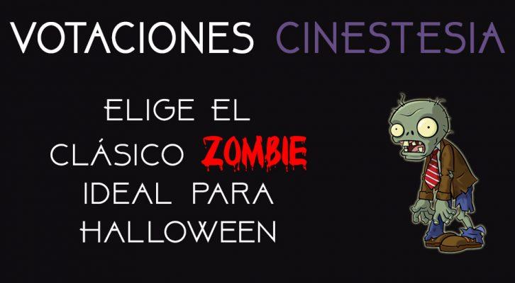 Votación: El Clásico Zombi ideal para Halloween